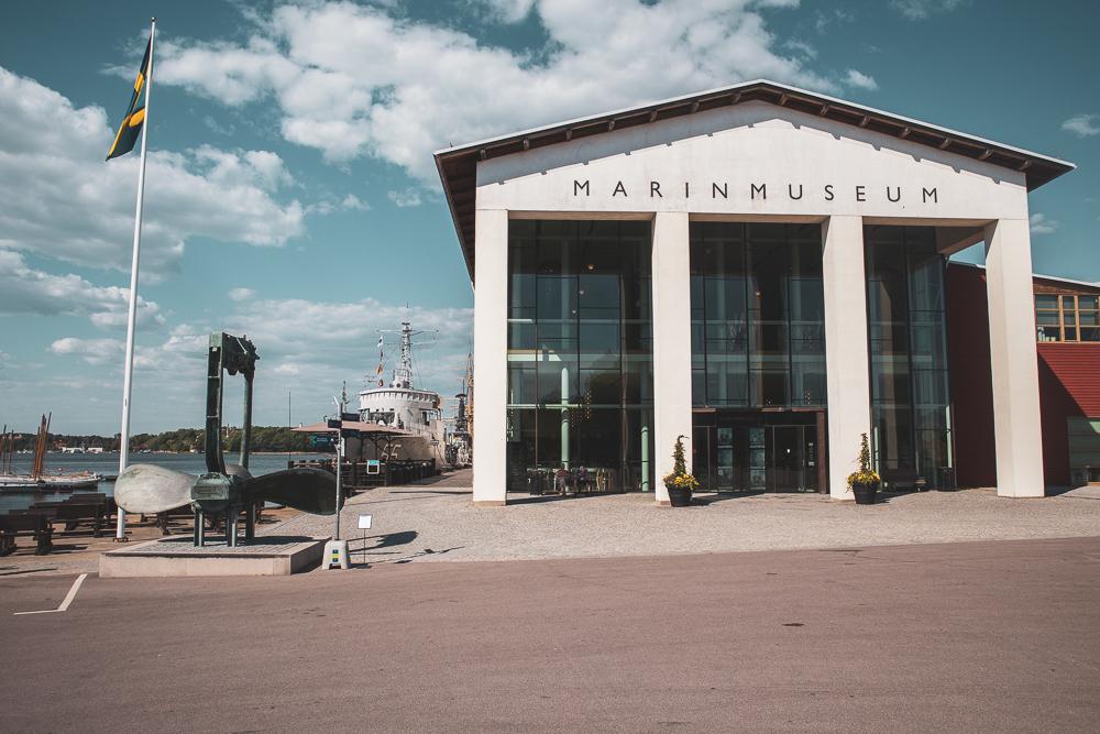 Marinmuseum i Karlskrona